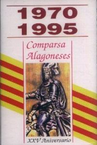 Cassette Comparsa de Alagoneses XXV Aniversario