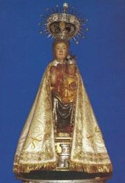 Virgen del Castillo · Alagón (Zaragoza)