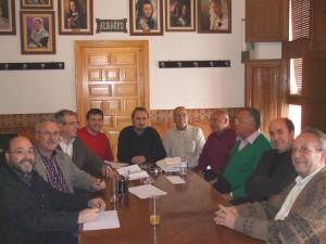 Consejo Asesor de Expresidentes. Abril 2009