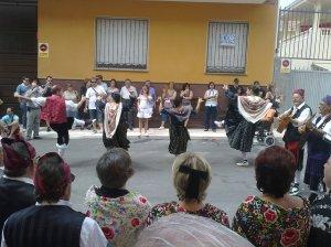 XIV Almuerzo hermandad con Peña Sajeño-Alagonesa
