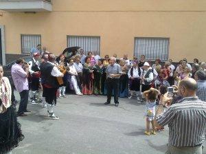 Homenaje Luis Latorre - julio 2010: canta en su calle