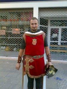 Almogavares 2011: Blas M. Mataix