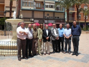 Conde de Sástago y Presidentes Alagoneses