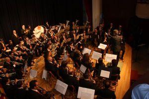 Concierto AMVA en Sax, 29 de octubre de 2011