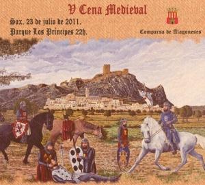 V Cena Medieval