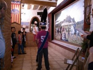 Embajada Ifantil - Colegio Cervantes
