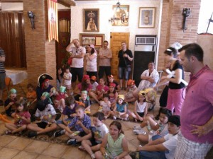 II Convivencia Infantil - Comparsa de Alagoneses 2013 (2)