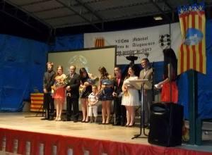 Capitanes 2014 - VII Cena Medieval