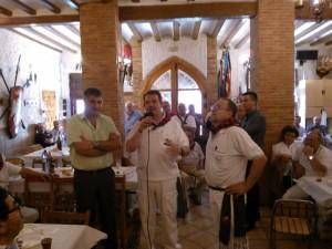 XVII Almuerzo Hermandad con la Peña Sajeño Alagonesa