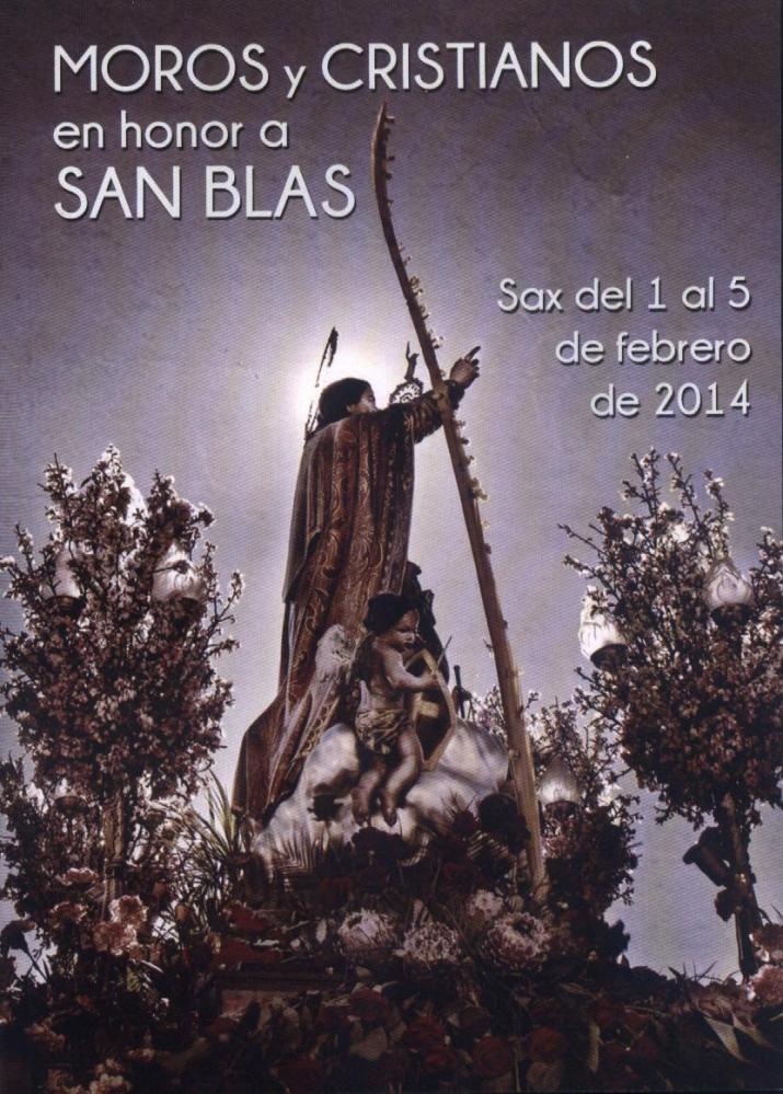 Horarios para Fiestas de San Blas 2014