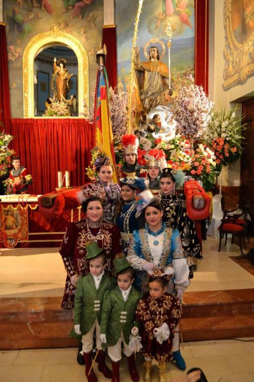 Capitanía Alagoneses 2014. Foto de Julian Palacín.