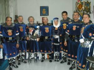 25 aniversario Comparsa de Caballeros de Cardona