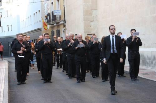 """Pasacalles 10º Aniversario Colla """"Los Amigos"""". Fotografía de Eduardo Gómez"""