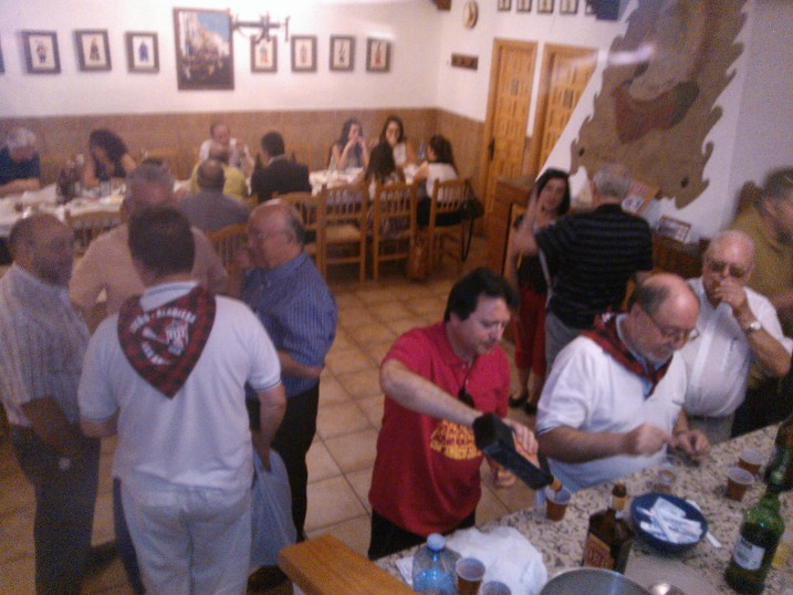 XVIII Almuerzo de Hermandad con la Peña Sajeño Alagonesa (4/6)