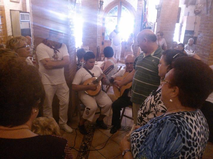 XVIII Almuerzo de Hermandad con la Peña Sajeño Alagonesa (3/6)