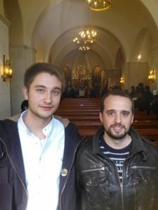 Raúl Francés Yáñez y Alfonso Martínez Tora, nuevos Alagoneses Amigos de San Blas