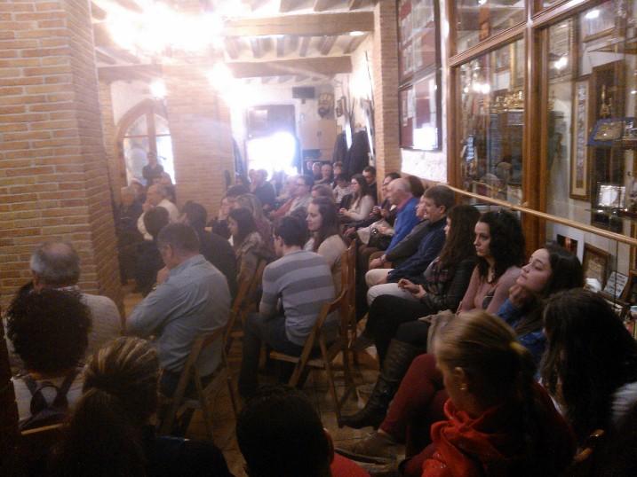 Asamblea General · Comparsa de Alagoneses · 1 de marzo de 2015