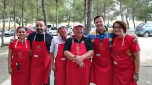 "Ganadores del XLI Concurso de Gachamigas ""Pepe Mataix"" de la Comparsa de Alagoneses 2017"