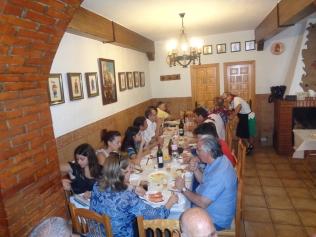 XXI Almuerzo Hermandad - Comparsa de Alagoneses y Peña Sajeño Alagonesa (10)