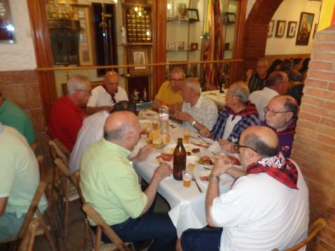 XXI Almuerzo Hermandad - Comparsa de Alagoneses y Peña Sajeño Alagonesa (14)