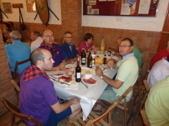XXI Almuerzo Hermandad - Comparsa de Alagoneses y Peña Sajeño Alagonesa (15)