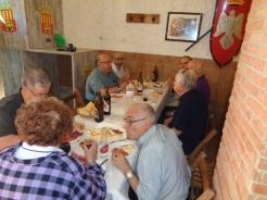 XXI Almuerzo Hermandad - Comparsa de Alagoneses y Peña Sajeño Alagonesa (19)