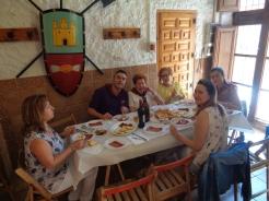 XXI Almuerzo Hermandad - Comparsa de Alagoneses y Peña Sajeño Alagonesa (20)