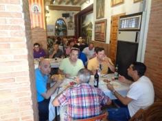 XXI Almuerzo Hermandad - Comparsa de Alagoneses y Peña Sajeño Alagonesa (21)