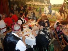 XXI Almuerzo Hermandad - Comparsa de Alagoneses y Peña Sajeño Alagonesa (24)