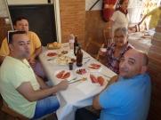 XXI Almuerzo Hermandad - Comparsa de Alagoneses y Peña Sajeño Alagonesa (4)