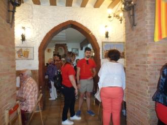 XXI Almuerzo Hermandad - Comparsa de Alagoneses y Peña Sajeño Alagonesa (5)