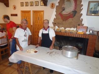 XXI Almuerzo Hermandad - Comparsa de Alagoneses y Peña Sajeño Alagonesa (6)
