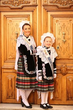 Damas 2018: Mariola Gil López (infantil) y Esther Jordá Amoraga
