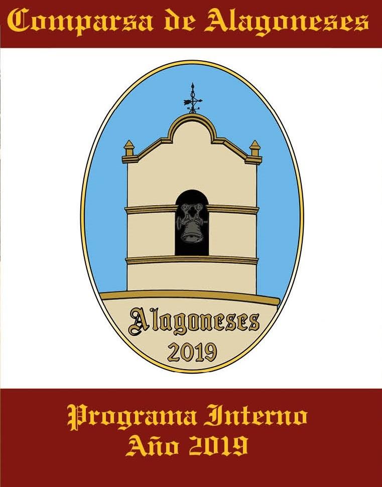 Programa Interno 2019 · Comparsa de Alagoneses