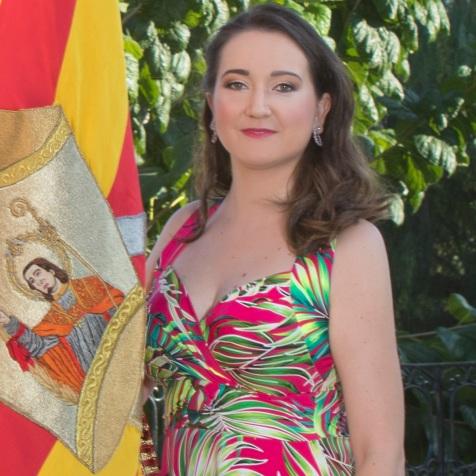 Capitán 2020 - María del Mar del Rey Ochoa