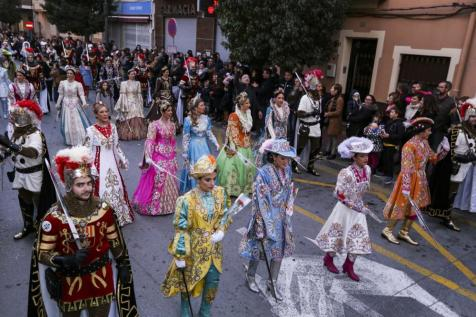 Desfile Capitanías Alagoneses - Diario Información (10)