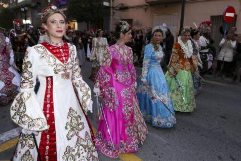 Desfile Capitanías Alagoneses - Diario Información (11)