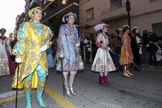 Desfile Capitanías Alagoneses - Diario Información (13)