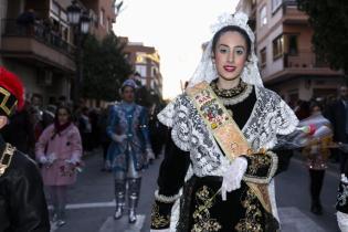 Desfile Capitanías Alagoneses - Diario Información (14)