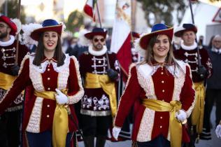 Desfile Capitanías Alagoneses - Diario Información (27)