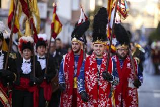 Desfile Capitanías Alagoneses - Diario Información (3)