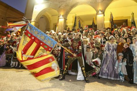 Desfile Capitanías Alagoneses - Diario Información (33)