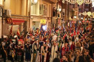 Desfile Capitanías Alagoneses - Diario Información (46)