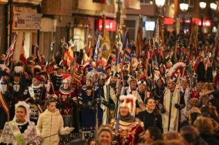 Desfile Capitanías Alagoneses - Diario Información (48)