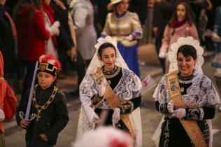 Desfile Capitanías Alagoneses - Diario Información (50)