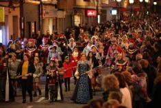 Desfile Capitanías Alagoneses - Diario Información (56)