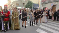 Desfile Capitanías Alagoneses - Tele Sax (106)