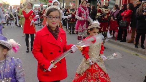 Desfile Capitanías Alagoneses - Tele Sax (110)