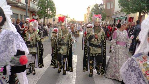 Desfile Capitanías Alagoneses - Tele Sax (112)
