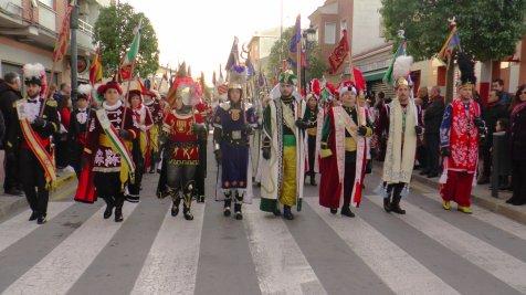 Desfile Capitanías Alagoneses - Tele Sax (114)